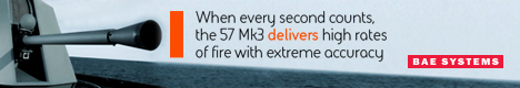 57MM Naval Gun System