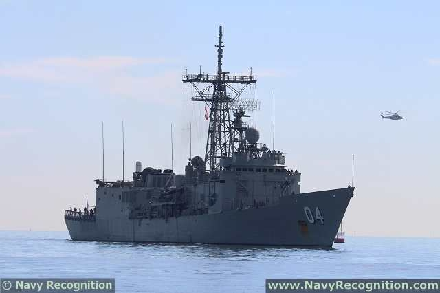 Australia Minister for Defence David Johnston announced July 6th that Thales Australia Ltd has been awarded the Navy's Adelaide Class guided missile frigate's (FFG) Group Maintenance Contract.