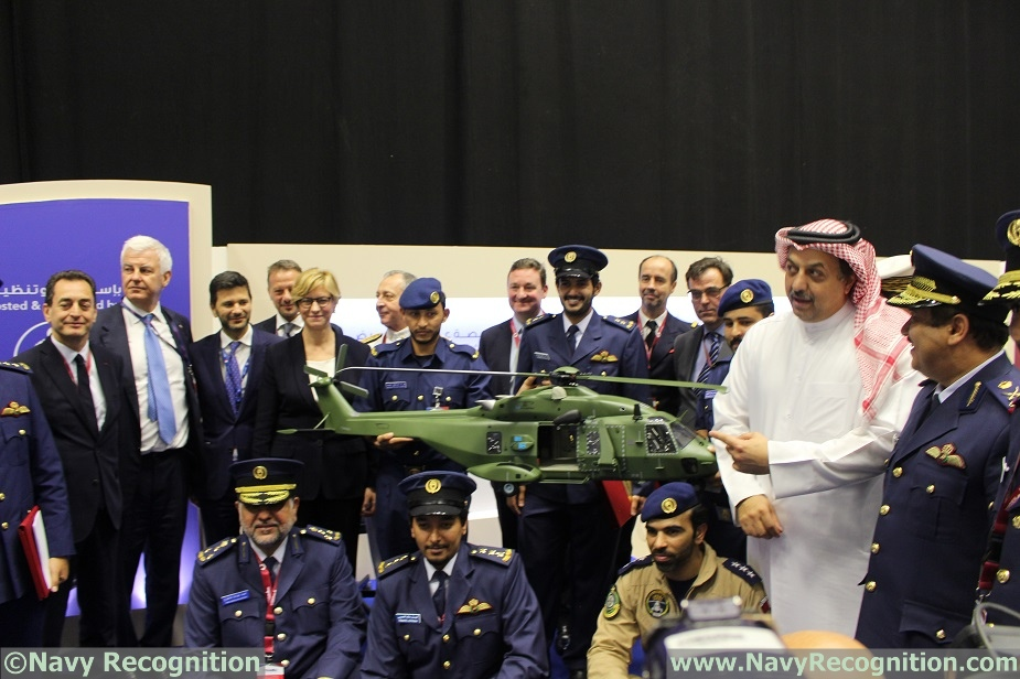 Qatar Inks Contract for 28 NH90 Helicopters 1
