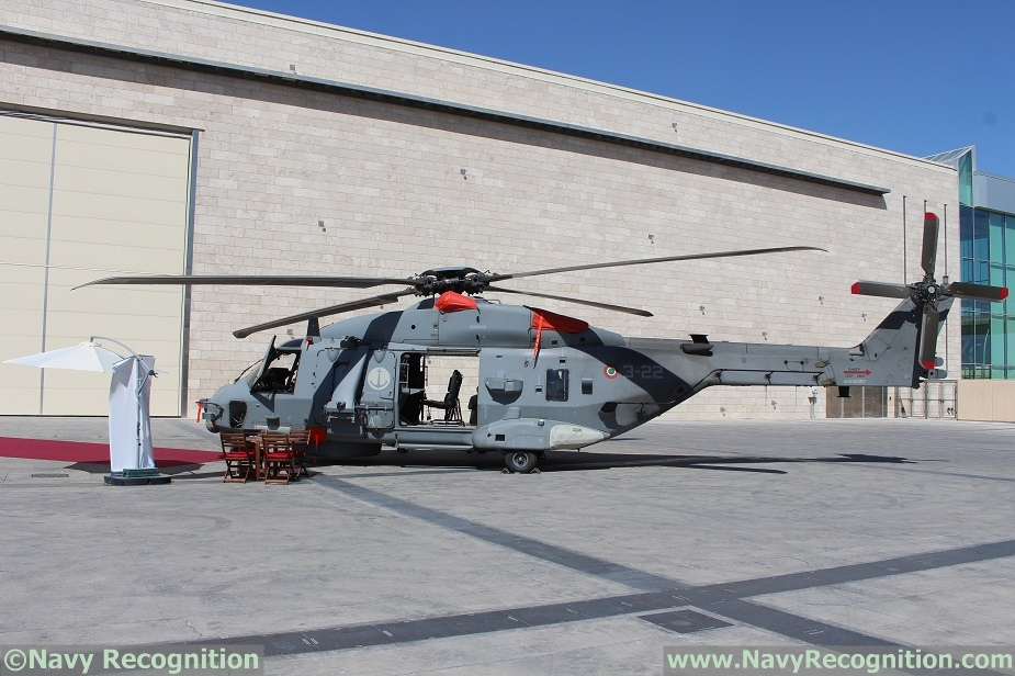Qatar Inks Contract for 28 NH90 Helicopters 3