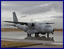 EADS North America has delivered the first of four Airbus Military CN235-300 Maritime Patrol Aircraft (MPA) it will supply to the Mexican Navy. The program is a foreign military sales contract managed by the U.S. Coast Guard. The Coast Guard uses a configuration of this same twin-engine aircraft – the HC-144A Ocean Sentry – for its own patrol, surveillance, transport and disaster relief mission duties.