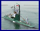The Iranian Navy expanded the fleet of its submarines after it received three more Ghadir-class submarines today, Iranian Army's Navy Commander Rear Admiral Habibollah Sayyari announced on Saturday. Speaking to reporters in a press conference here in Tehran on Saturday, the Navy commander underlined that all parts of the submarines have been designed and manufactured by Iranian experts.