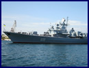 Gulf of Aden - The Ukrainian Navy frigate HETMAN SAGAIYDACHNIY joined the Alliance's Operation Ocean Shield on 10 October, marking the first time a partner nation has contributed to NATO's counter-piracy effort, which has been operating off the Horn of Africa, since 2009.
