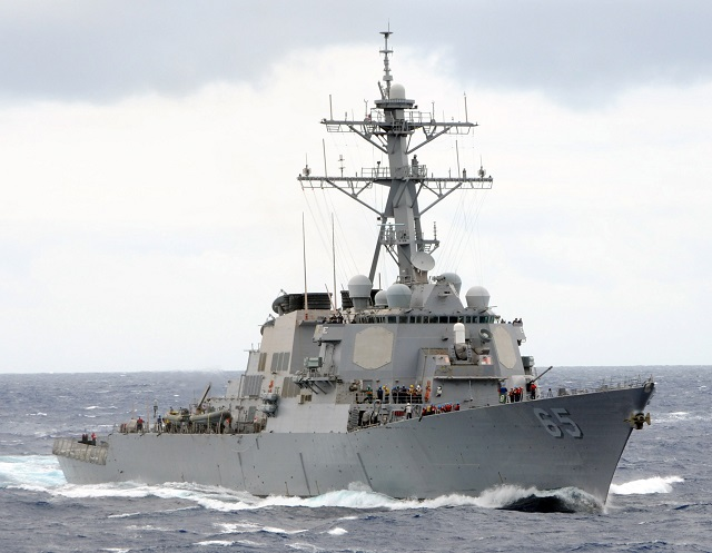 The U.S. Navy's DDG 51 modernization program has met two key milestones Naval Sea Systems Command (NAVSEA) announced Dec. 22. The milestones involve the successful installation and testing of the new Aegis baseline 9 combat system on two DDG 51 destroyers, and a hull, mechanical and electrical (HM&E) modernization to a third. The modernization program ensures Arleigh Burke-class ships keep pace with evolving threats while meeting service life requirements and future operational commitments.