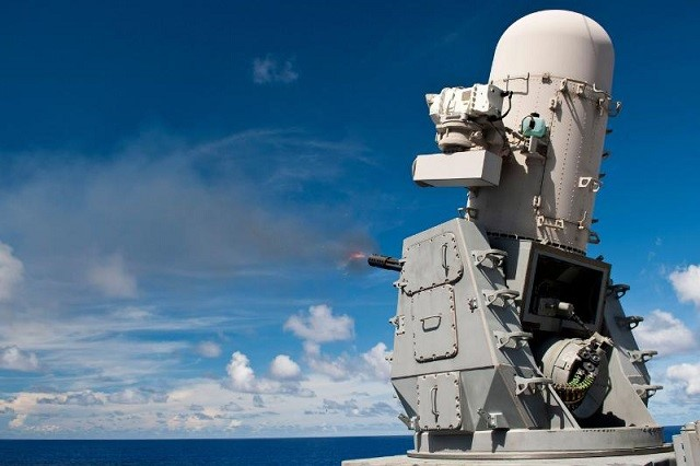 The U.S. Navy awarded Raytheon Company a $115.5 million contract to remanufacture, overhaul and provide upgrades to Phalanx Close-in Weapon Systems (CIWS). The CIWS is an integral element of the Navy's Fleet Defense In-Depth concept and the Ship Self-Defense Program..