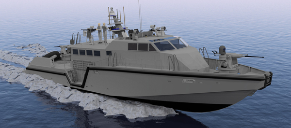 SAFE Boats International (SBI) has been awarded a contract to provide the United States Navy four (4) additional Mk VI Patrol Boats (Mk VI PB); with options for an additional two (2) boats. The Mk VI PB is the Navy's next generation Patrol Boat and will become a part of the Navy Expeditionary Combat Command's (NECC) fleet of combatant craft.