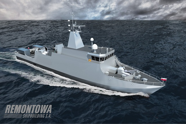 Defence and security company Saab announces that the Polish Navy has chosen the Double Eagle system for the Kormoran II MCMV. The Double Eagle is in service with several navies, in the Baltic Sea, in the North Sea and around the world as a state of the art, well proven, low risk and extremely efficient mine countermeasures (MCM) underwater vehicle