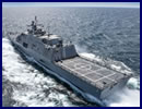 The U.S. Navy selected Lockheed Martin's COMBATSS-21 as the combat management system for the Navy's frigate ship program. COMBATSS-21 is the combat management system in operation on the Freedom variant Littoral Combat Ship (LCS). The five-year contract, which is worth up to $79.5 million, covers fiscal years 2016-2021.