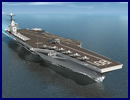 Huntington Ingalls Industries was awarded a $152 million contract today for advance planning for the construction of the aircraft carrier Enterprise (CVN 80). The third aircraft carrier in the Gerald R. Ford class was named in honor of the U.S. Navy's first nuclear-powered aircraft carrier, USS Enterprise (CVN 65).