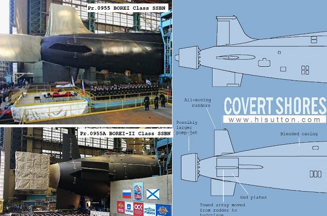 Project 955A SSBN analysis 1