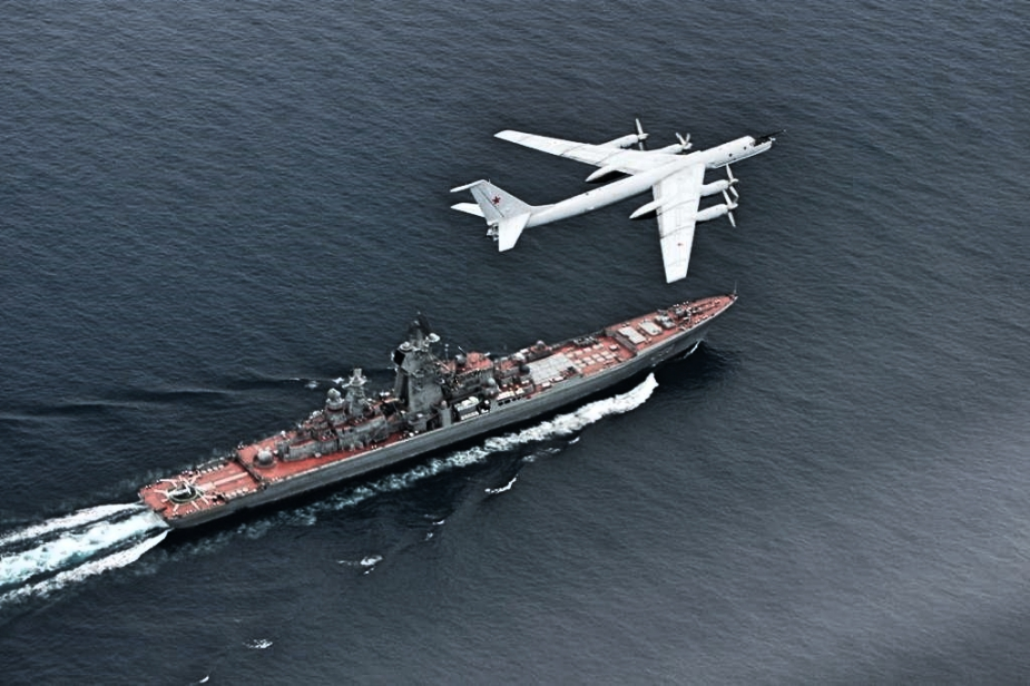 Russian Navy to Upgrade Tu 142 MPA with SVP 24 Targeting System