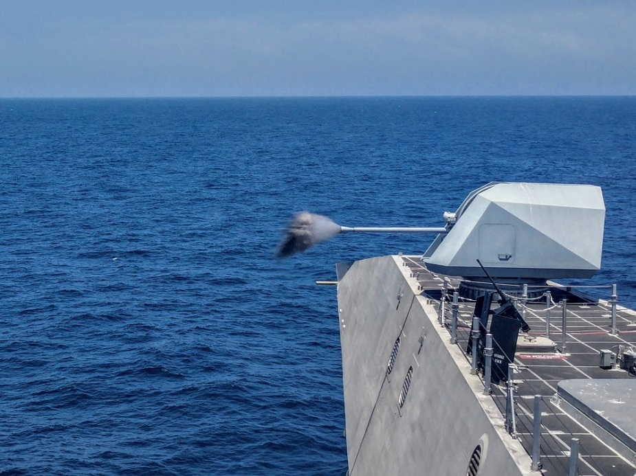 USS Montgomery LCS 8 Completes Combat System Ship Qualification Trials