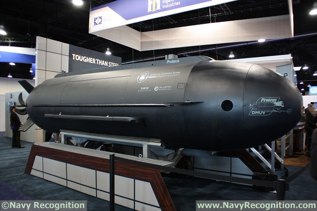 Huntington Ingalls Industries announced today that Proteus, the dual-mode undersea vehicle developed by the company's Undersea Solutions Group (USG) subsidiary and Battelle, successfully completed endurance testing earlier this month.