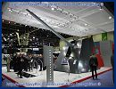 At the International Naval Defence & Maritime Exhibition, Euronaval 2012, the Italian Company OTO MELARA presents a full-size model of its 127/64 LW Light Weight Naval Gun Mount. The 127/64LW gun is used on board for the Italian FREMM and the German F125 frigates. This rapid fire gun can be installed on large and medium size ships, for surface fire and naval gunfire support, with anti-aircraft fire as its secondary role.