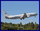 The second Boeing P-8I aircraft for the Indian Navy completed its initial flight on July 12, taking off from Renton Field at 3:29 p.m. and landing two hours and 14 minutes later at Boeing Field in Seattle. The P-8I, a derivative of the Boeing Next-Generation 737-800 commercial airplane, is the second of eight long-range maritime reconnaissance and anti-submarine warfare aircraft Boeing is building for India.